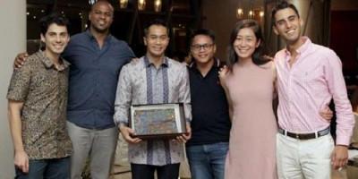 Program Bakrie International Fellows, Anindya Gandeng Sederet Kampus Ternama AS