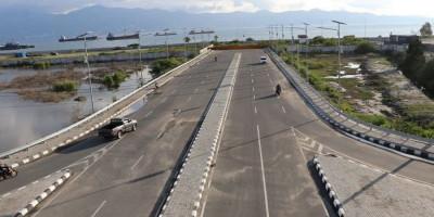 Tingkatkan Konektivitas KEK Palu, Pemerintah Rampungkan Flyover Pantoloan