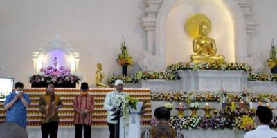 Dukung Restorasi Candi Borobudur, Ketum LPK: Mercusuar Cahaya Umat Buddha Dunia