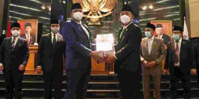 Dipimpin Anies Baswedan, DKI Jakarta Pertahankan Opini WTP Keempat Kalinya dari BPK