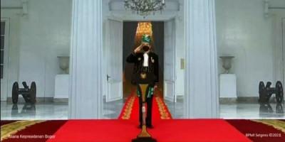 Hari Lahir Pancasila, Jokowi: Kita Akan Kembali Melewati Masa-masa Sulit Ini