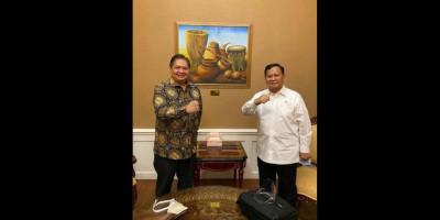 Airlangga Hartarto dan Prabowo Subianto Dinilai Layak Nyapres 2024, Anies Baru 2029