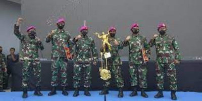 Yontaifib 1 Marnir Juarai  Marines Pentathlon Pasmar 1