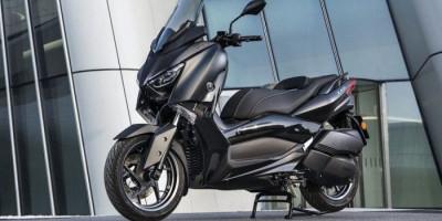 Lebih Segar dengan 4 Warna Baru, Yamaha Xmax ABS 2021 Segera Meluncur