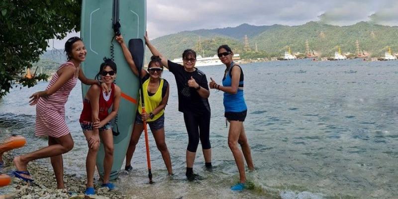 Wisata Gunung Penuh, 5 Wanita Pindah ke Pulau Merak Besar