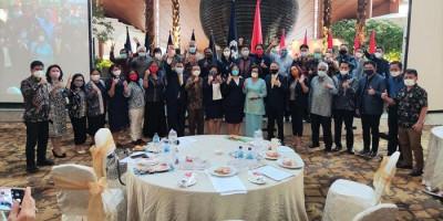 Persatuan Inteligensia Kristen Indonesia Kukuhkan Kepengurusan Baru