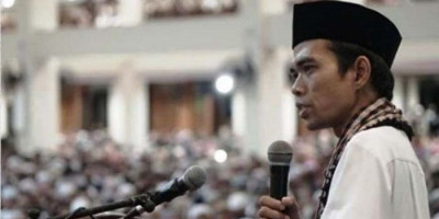 Lihat, Ustaz Abdul Somad Masuk Bursa Capres dan Cawapres 2024