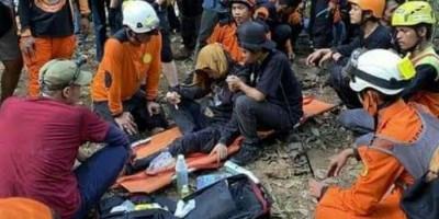 Pendaki Perempuan yang Hilang di Gunung Abbo Saat Izin Buang Air di Balik Batu Ditemukan Setelah 4 Hari