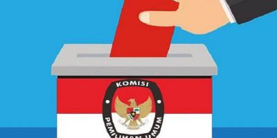 KPU Wacanakan Surat Suara Pilpres 2024 Tak Lagi Dicoblos