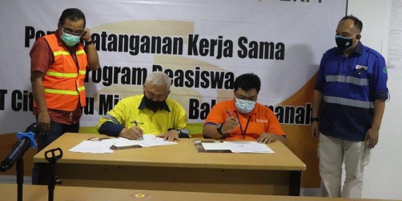 Kolaborasi Pendidikan, Sinergi Bakrie Amanah dan PT Citra Palu Minerals untuk Program Beasiswa Tangguh