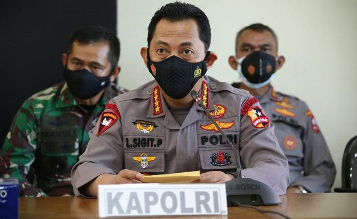 Perintah dari Jokowi, Kapolri Instruksikan Seluruh Polda Berantas Aksi Premanisme