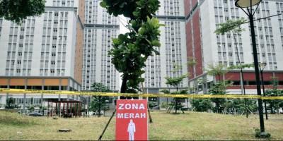 Sejumlah Zona Merah di Jakarta Kirim Pasien Covid-19 ke Wisma Atlet