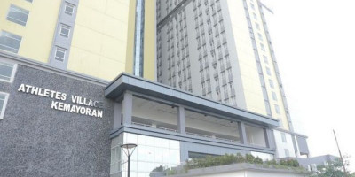 Tower 3 Wisma Atlet Sudah Terisi 97 Persen Pasien Covid-19
