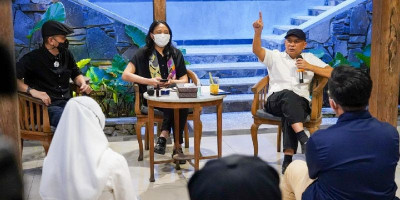 Pelaku Kreatif Kuliner Bandung Inisiasi Wadah Koperasi