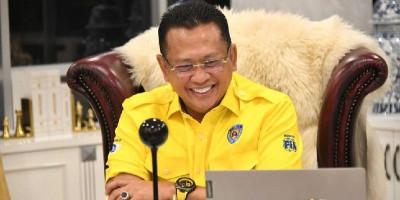 Bamsoet: Pers dan MPR RI Dua Elemen Saling Melengkapi
