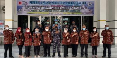 Konsil Kedokteran Indonesia Gelar Pembinaan Praktik di Sulawesi Utara