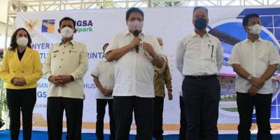Menko Airlangga: KEK di Kepri Diharapkan Jadi Akselerator Pemulihan Ekonomi