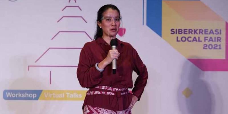 Bangkitkan Ekonomi Digital Desa di Bali Lewat Siberkreasi Local Fest (SLF)