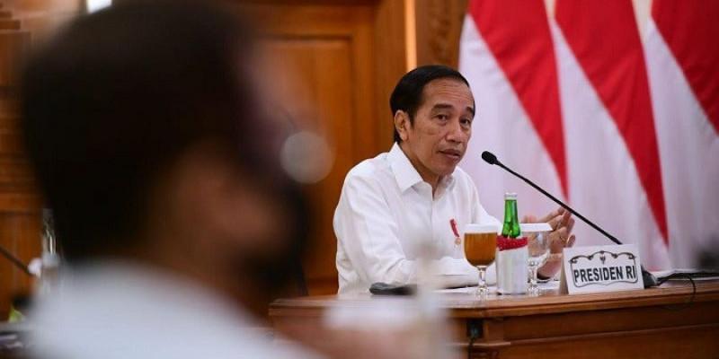 Harapan Jokowi Soal Penanganan Covid-19 di DKI Jakarta