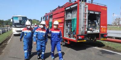 Presiden FSPPB Apresiasi Langkah Penanganan Kebakaran Tangki Area 39 RU IV Cilacap
