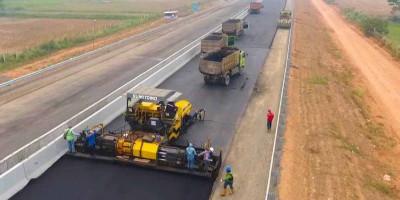 Kementerian PUPR Dorong Penyelesaian Seksi 2-3 Jalan Tol Kayu Agung-Palembang