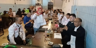 LBH GAAS Gelar Rapat Koordinasi dan Konsolidasi untuk Bantu Masyarakat Kurang Mampu