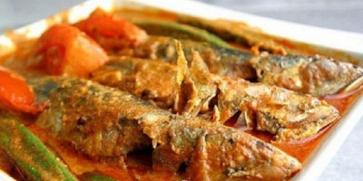 Ikan Kembung Asam Padeh Ala Restoran Padang, Ini Resepnya