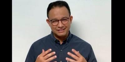 Pak Anies Minta Warga Ibu Kota Tetap di Rumah Akhir Pekan Ini