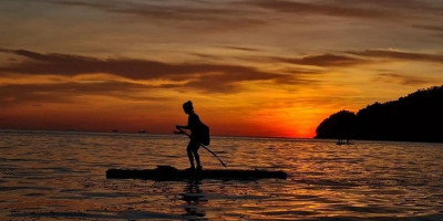 Stand Up Paddle Board dalam Pariwisata