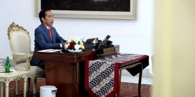 Perhatian! Jokowi Setujui Pembatasan Kegiatan Masyarakat hingga 100 Persen