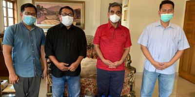 Wakil Ketua MPR RI: Komnas HAM Perlu Bentuk TPF Usut Pembunuhan Wartawan di Sumut