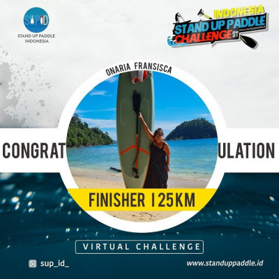 Lomba Stand Up Paddle Board Indonesia