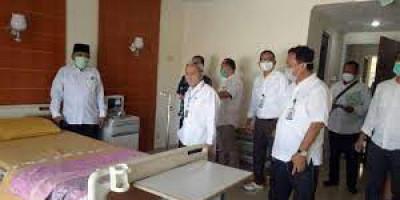 Erick Thohir: Alhamdulillah, Asrama Haji Dialihkan Rawat Pasien Covid-19