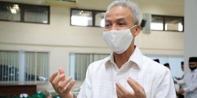 Gubernur Ganjar Meradang, Sebut Kades yang Joget Bareng Biduan di Grobogan Jangan Kurang Ajar