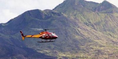 Berwisata ke Bali Naik Helikopter, Cek Harga dan Rutenya