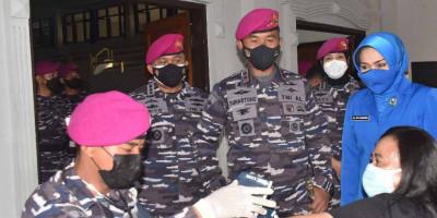 TNI AL Bantu Pemerintah Perangi Covid-19