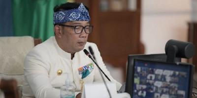 27 Daerah Laksanakan PPKM Darurat di Jabar, Ridwan Kamil Hentikan 11 Proyek Insfrastruktur Strategis
