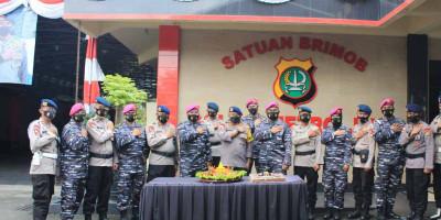 Brimob Di Serang Marinir 1 Juli 2021 Di Hari Bhayangkara Ke 75th