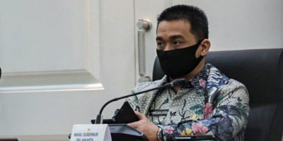 Wagub DKI Akui Pemprov Minta Bantuan Penanganan Covid-19 dari Dubes Negara Sahabat