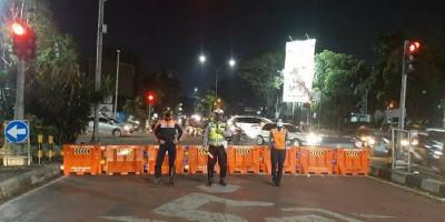Catat, Ini Daftar 63 Titik Masuk Jakarta yang Ditutup Saat PPKM Darurat