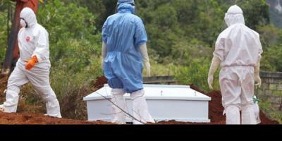 Anies Baswedan: Pemakaman Jenazah Covid-19 Meningkat 10 Kali Lipat