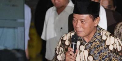 Mantan Menteri Penerangan Harmoko Tutup Usia, Dimakamkan di TMP Kalibata
