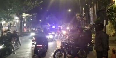 Video Viral, Puluhan Anggota Paspampres Datangi Mapolres Jakbar