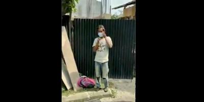 Pekerja Bangunan Dipecat karena Tak Pakai Masker, Dicari Arief Muhammad Pengin Diberi Modal Usaha