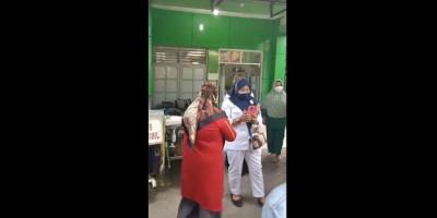 Viral Warga Ngamuk Tak Kebagian Vaksin, Diduga Diselewengkan Petugas Puskesmas di Kota Jambi