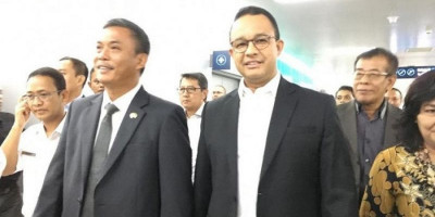 KPK Bakal Panggil Anies Baswedan dan Prasetyo Edi Marsudi dalam Dugaan Korupsi Pengadaan Lahan