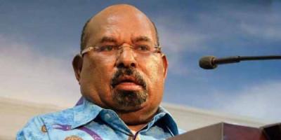 Tiba di Jayapura, Ini Kegiatan Gubernur Papua Lukas Enembe