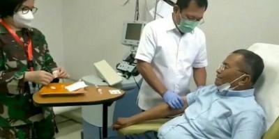 Viral, Pesan Berantai Minta Dukungan Vaksin Nusantara Besutan Terawan