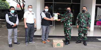 PPKM Darurat, Marinir dan ACT Siap Salurkan Sembako Gratis
