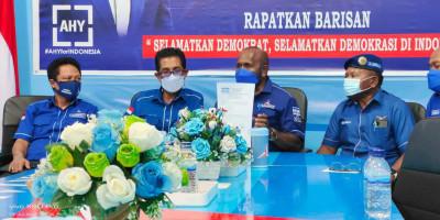 Berita Acara Bocor, Demokrat Papua Siap Layangkan Mosi Tak Percaya ke Plt Sekretaris BMD